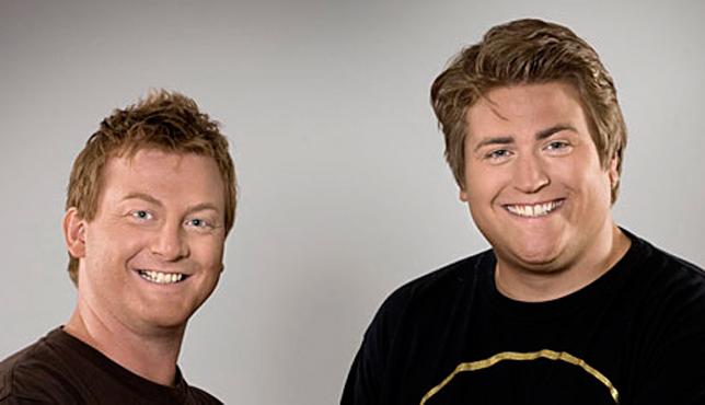Erik och Mackan