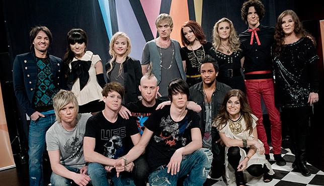 Melodifestivalen i Malmö 2010