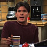 Two and a Half Men Kaffemugg